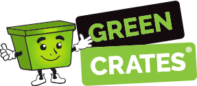 Green Crates logo